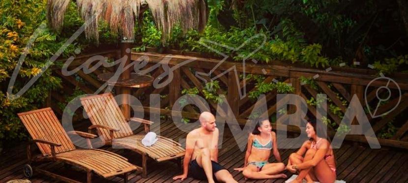 Eco Hotel en Cocorná –Antioquia