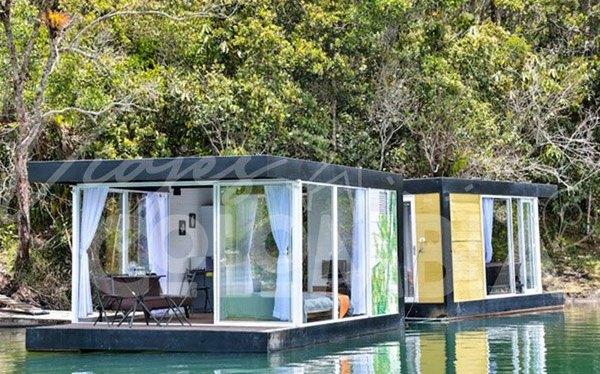 Eco-Hotel en Guatapé